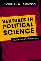 Ventures in Political Science: Narratives and Reflections