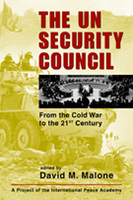 The UN Security Council: From the Cold War to the 21st Century