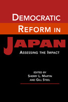 Democratic Reform in Japan: Assessing the Impact