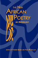 The New African Poetry: An Anthology