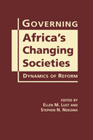 Governing Africa's Changing Societies: Dynamics of Reform