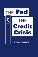 The Fed and the Credit Crisis