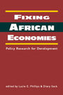 Fixing African Economies: Policy Research for Development
