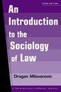 An Introduction to the Sociology of Law, 3rd edition