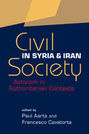 Civil Society in Syria and Iran: Activism in Authoritarian Contexts