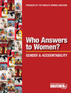 Progress of the World's Women 2008/2009: Who Answers to Women? Gender and Accountability