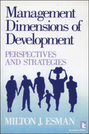 Management Dimensions of Development: Perspectives and Strategies