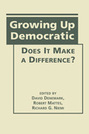 Growing Up Democratic: Does It Make a Difference?